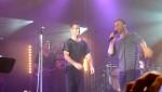 Robbie et Gary  au concert à Paris au Alhambra 10/10/2010 1fcae7101964218