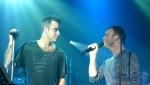 Robbie et Gary  au concert à Paris au Alhambra 10/10/2010 28c7ad101962242