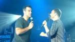 Robbie et Gary  au concert à Paris au Alhambra 10/10/2010 64aea1101963505