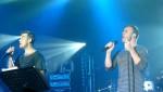 Robbie et Gary  au concert à Paris au Alhambra 10/10/2010 797135101962804