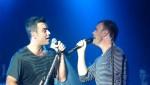 Robbie et Gary  au concert à Paris au Alhambra 10/10/2010 9333bb101962431