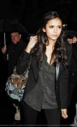 Nina Dobrev Arrives @ Jimmy Fallon Show - November 4, 2010