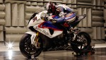 BMW S1000RR wind tunnel