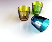 3D Glass Imaginations Wallpapers Ef9bac107965793