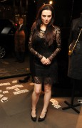 Katie McGrath-InStyle and Dolce & Gabbana Party - November 3, 2010