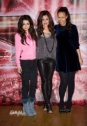 Шер Ллойд, фото 159. with Cher Lloydyl Cole & Rebecca Ferguson - The X Factor Final Press Conference (December 09,2010) tagged, foto 159