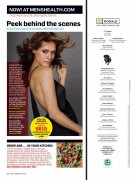 Lyndsy Fonseca-Sexy for Men's Health Outtakes and Scans October 2010