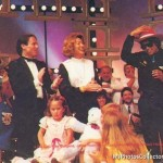 1985AUSTRALIA:Perth'sTelethon-Black Shirt, Blue  71edb1116595282