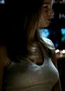 Rachel Nichols busty in tank top ... from 2007's RESURRECTING THE CHAMP (1 non-HD cap)