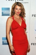 Стефани Романов, фото 2. Actress Stephanie Romanov attends the premiere of 'Last Night' during the 2011 Tribeca Film Festival at BMCC Tribeca PAC on April 25, 2011 in New York City., photo 2