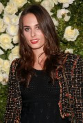 Софи Остер, фото 2. Sophie Auster wearing Chanel attends the 6th Annual Tribeca Film Festival Artists Dinner hosted by Chanel at The Odeon on April 25, 2011 in New York City., photo 2