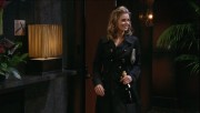 Brianna Brown bra & panties scene on General Hospital 4/29