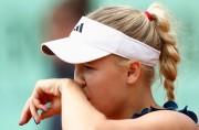 Caroline Wozniacki vs Daniela Hantuchova, Roland Garros, 3rd Round, x31