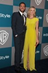 **Vid Added Yvonne Strahovski Warner Bros / Instyle Golden Globes Party