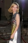 Кейт Бланшет, фото 993. Cate Blanchett leaving Maison Louis Vuitton Roma Etoile Cocktail in Rome - January 27, 2012, foto 993