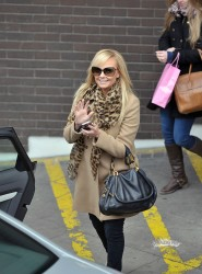 Эмма Бантон, фото 2249. Jan. 23th - London - Emma Bunton Leaving ITV Studios, foto 2249
