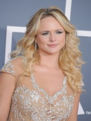 Miranda Lambert @ 54th Annual Grammy Awards in LA February 12, 2012 HQ x 2