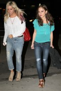 Эшли Тисдэйл, фото 7810. Ashley Tisdale March 1st Firefly Restaurant, foto 7810