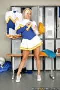 Криста Мур, фото 749. Crista Moore Cheerleader Distraction Set ( Mq & Tagg ), foto 749