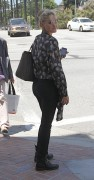 Amanda AJ Michalka - booty in jeans out & about in Beverly Hills 05/09/12