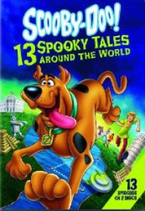 Download Scooby Doo: 13 Spooky Tales Around the World (2012) DVDRip 550MB Ganool