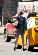 Scarlett Johansson - Hailing a Cab in New York City - May 30, 2012 (x18)