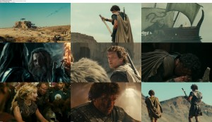 Download Wrath of the Titans (2012) BluRay 720p 800MB Ganool
