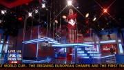 Leggy Juliet Huddy Fox News 7-11-10