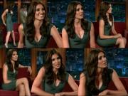 Daniela Ruah - Late Late Show 07/22/2010