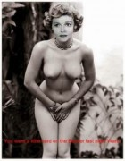 Thread Barbara Billingsley Nude Showing Boobs And Hairy Pussy
