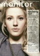 Ellie Golding-Glamour September 2010