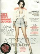 Kaya Scodelario-ASOS April 2010