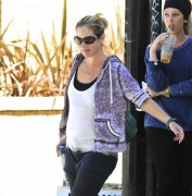 "Christina Applegate *Preggers* ""Out N About"" In Los Angeles -September 3rd 2010- (HQ X11)"