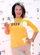"Fran Drescher @ ""Stand Up To Cancer"" Benefit At Sony Pictures Studios In Culver City -September 10th 2010- (X 2)"